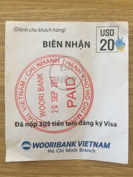 Kinh nghiệm nộp - kiểm tra kết quả visa Hàn Quốc