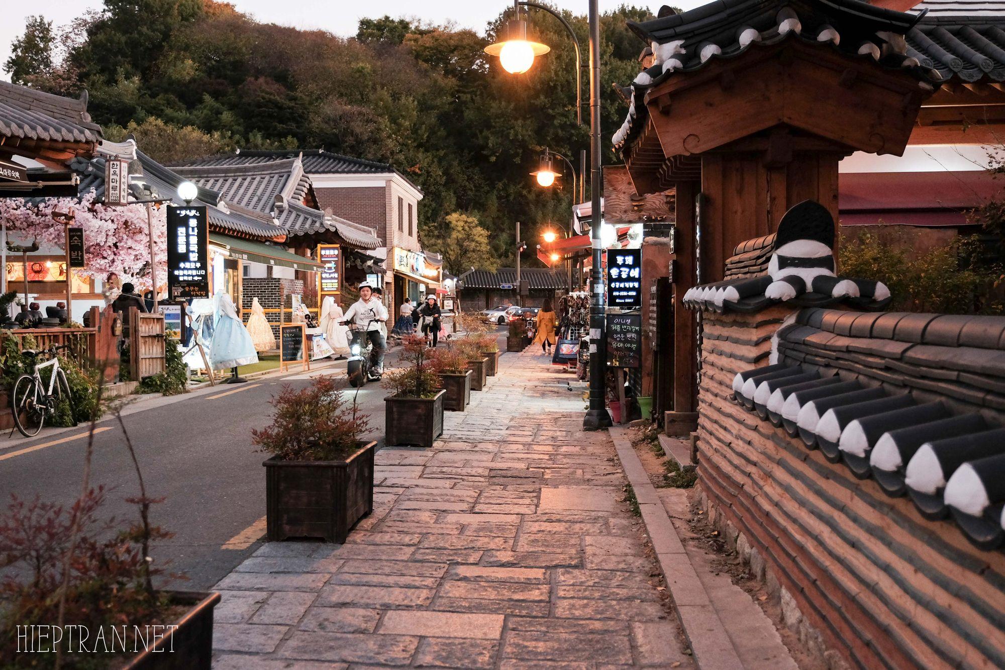 Kinh nghiệm du lịch Jeonju Hàn Quốc